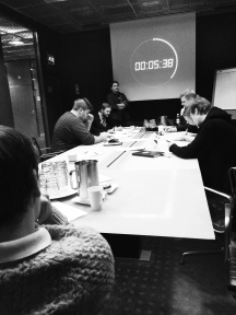 Design Studio in Process